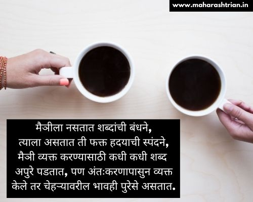 funny quotes on friendship in marathi